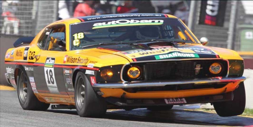 Thunderbird Slot Racing Scalextric Ford Mustang Boss 302