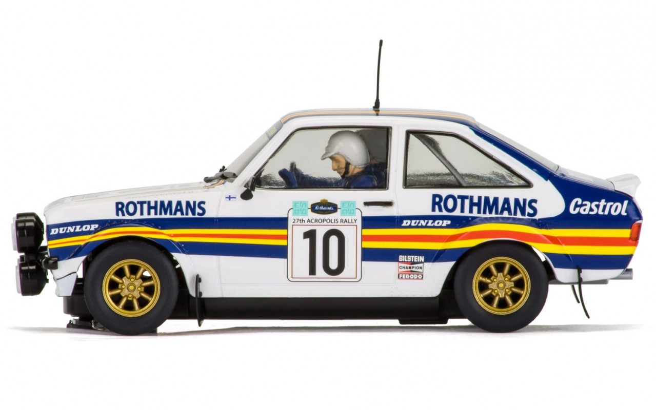Thunderbird Slot Racing - Scalextric Ford Escort MK2 - Acropolis ...