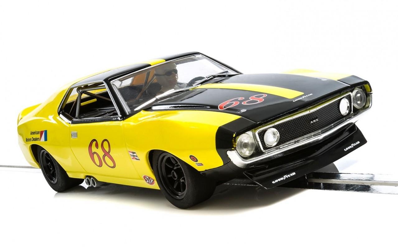 Thunderbird slot racing scalextric amc amx javelin roy for Roy motors used cars