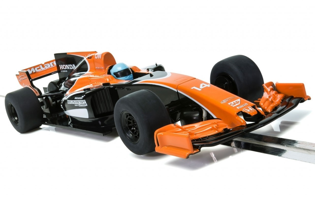 thunderbird slot racing scalextric mclaren honda mcl32 car 2017. Black Bedroom Furniture Sets. Home Design Ideas
