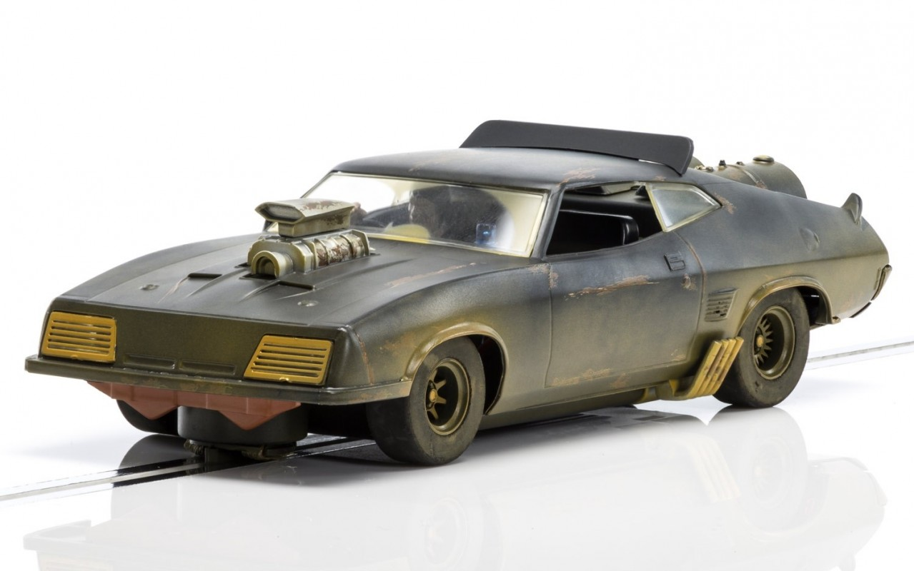 thunderbird slot racing scalextric ford falcon xb interceptor 39 mad max 2 39 c3983 sale item. Black Bedroom Furniture Sets. Home Design Ideas
