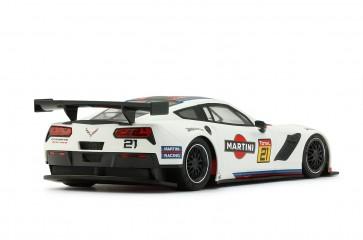 NSR Chevrolet Corvette C7R 'Martini Racing' White #21 0159SW