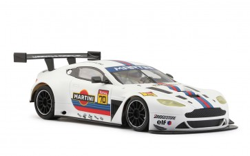 NSR Aston Martin ASV Martini Racing - White' - 0170SW