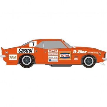 Scalextric Chevy Camaro ZL-1 Bob Jane 1972 Ltd Ed - C4172