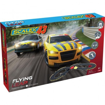 SCALEXTRIC 1/43 FLYING LEAP - F1002