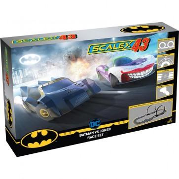 SCALEXTRIC 1/43 BATMAN V JOKER - F1003
