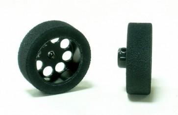 811707B-RTR Front Wheels/Tires 17 x 8 x 24.0mm