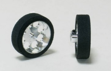 Plafit 811906-RTR Front Wheels/Tires 19 x 7 x 24.2mm