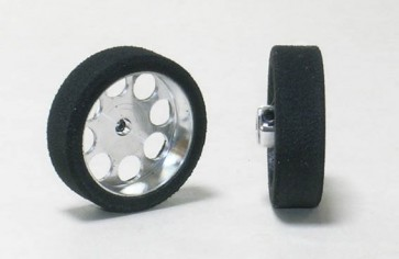 812106-RTR Front Wheels/Tires 21 x 7 x 26.5mm