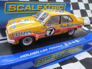 Scalextric Holden Torana L34. Limited Edition. Australia Only - 1500 pcs - C3529