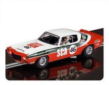 Scalextric Chevrolet Camaro 1970 Frank Gardner