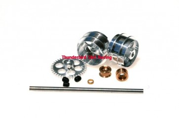 NSR Axle kit - Rear - Ninco