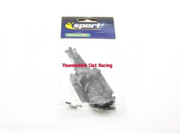 Scalextric Chassis - F1 Toyota