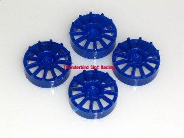 NSR 12 spoke insert - Blue