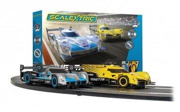 Scalextric Ginetta Racers Set - C1412