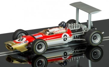 Scalextric Lotus Type 49. Legends Limited Edition 4000 w/wide - C3543