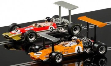 Scalextric 'Legends' Limited Edition 2500 - C3544A