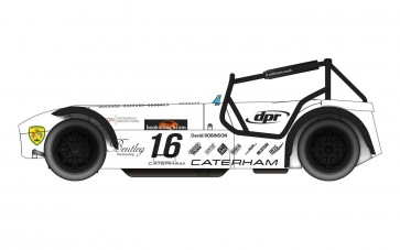 Scalextric Caterham Superlight - R300-S Championship 2015 C3723