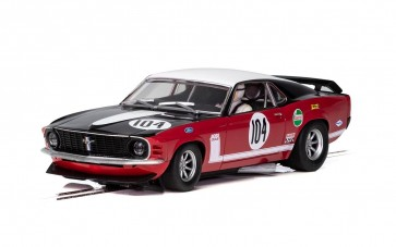 Scalextric Ford Mustang Boss 302 - C3926