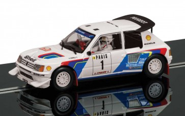 Scalextric C3591A Peugeot T16