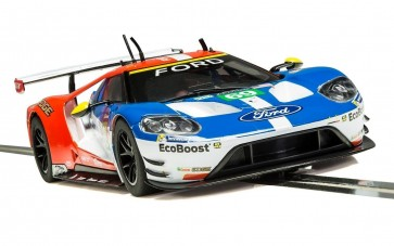 Scalextric Ford GT GTE Le Mans 2017 No.69 - C3858