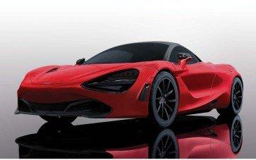 Scalextric McLaren 720S C3911