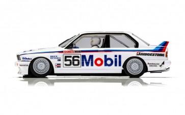 Scalextric BMW E30 M3 1988 Peter Brock Bathurst #56 C3929