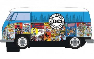 Scalextric VW Panel Van T1b - DC Comics C3933