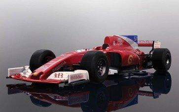 Scalextric 2017 F1 car - Red - C3958