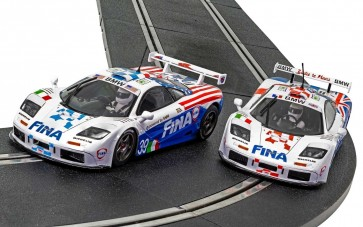 Scalextric F1 GTR LeMans 1996 C4012A Limited Edition