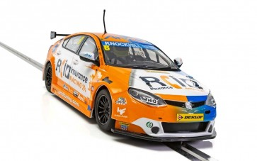 Scalextric MG6 AMD BTCC 2018 - C4017