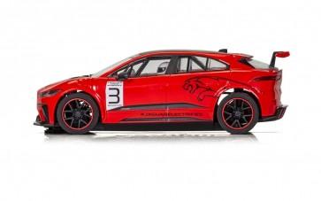 Scalextric Jaguar I-Pace - Red - C4042