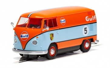 Scalextric VW Delivery Van 'GULF' C4060