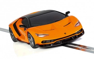 Scalextric Lamborghini Centenario - Orange - C4066