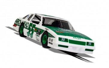 Scalextric  Chevrolet Monte Carlo - Green & White No.55 - C4079