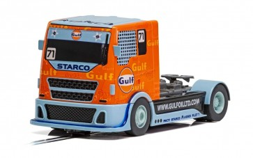 Scalextric Racing Truck 'GULF' - C4089
