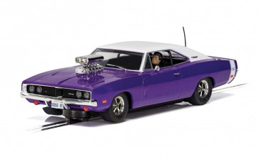 Scalextric Dodge Charger R/T - Purple - C4148