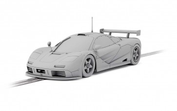 McLaren F1 GTR - LeMans 1995 - BBA Competition - C4159