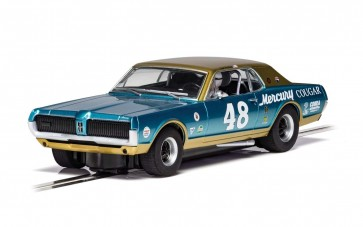 Scalextric Mercury Cougar - No. 48 - C4160