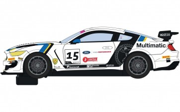 Scalextric Ford Mustang GT4 - British GT 2019 - Multimatic Motorsports - C4173