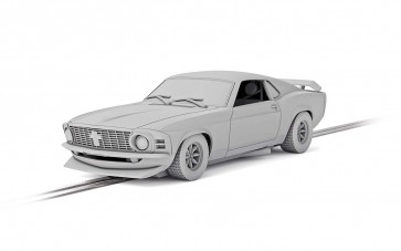 Scalextric  Ford Mustang Boss 302 - Martin Birrane - C4176