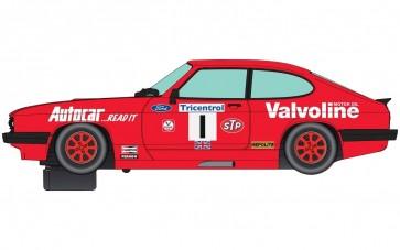 New for 2021 > Ford Capri MKIII - Gordon Spice Racing