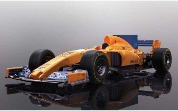 Scalextric McLaren F1 2018 - C4022