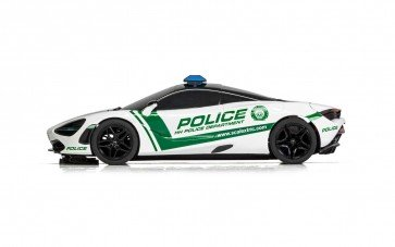 Scalextric McLaren 720S Police Car - C4056