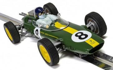 Scalextric Lotus 25, Jim Clark Monza 1963 First World Championship - C4068A