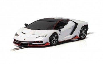 Scalextric Lamborghini Centenario - White - C4087