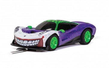 Scalextric Joker Inspired Car - C4142