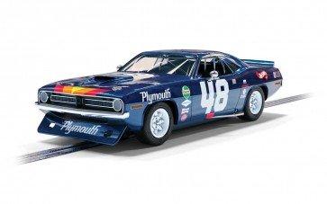 Plymouth Barracuda - Trans Am 1970 - Dan Gurney