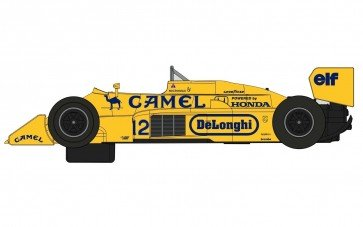 New for 2021 > Lotus 99T - Monaco GP 1987 - Ayrton Senna
