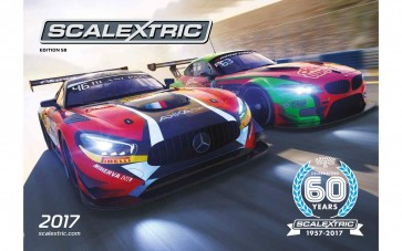 Scalextric 2017 Catalogue C8181